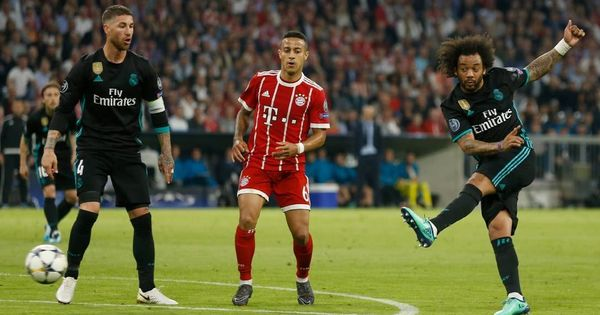 Real's pursuit of 3rd successive Champions League on track after 2-1 away win over Bayern