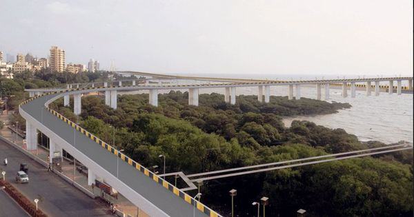 What will Mumbai's coastal road actually look like? An eyesore, show these architectural projections
