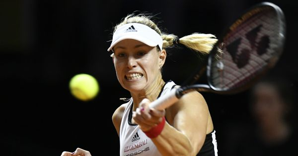 'I'm unbelievably happy,' says Kerber after avenging Fed Cup defeat to Kvitova at Stuttgart GP