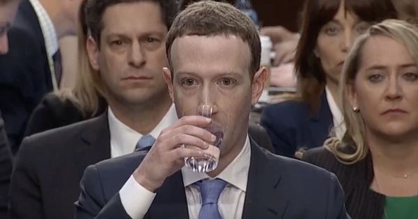 Watch this hilarious 'lip reading' of Mark Zuckerberg's hearing with the US Congress