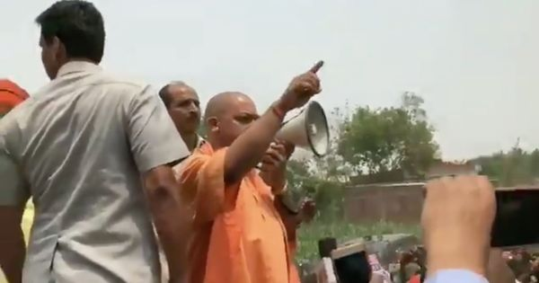 Watch: Uttar Pradesh CM Adityanath tells protesting crowd in Kushinagar to stop their 'nautanki'