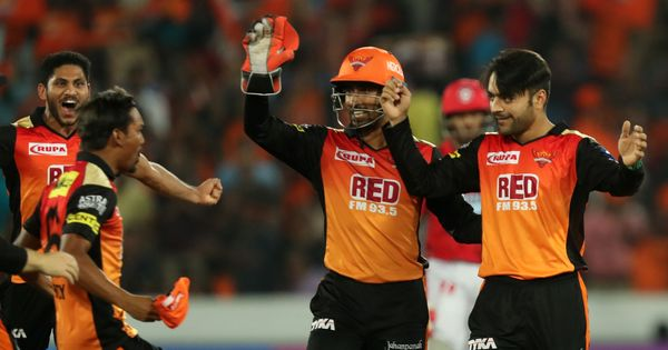 Sunrisers Hyderabad win yet another low-scorer after defending 132 against Kings XI Punjab