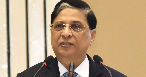 'Criticising a system is easy, transforming it is not,' says Chief Justice of India Dipak Misra
