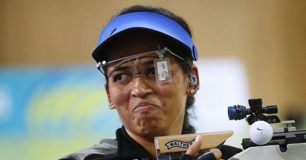 Shooting: Tejaswini Sawant wins Olympics quota at Asian C'ship, finishes fourth in women's 50m rifle