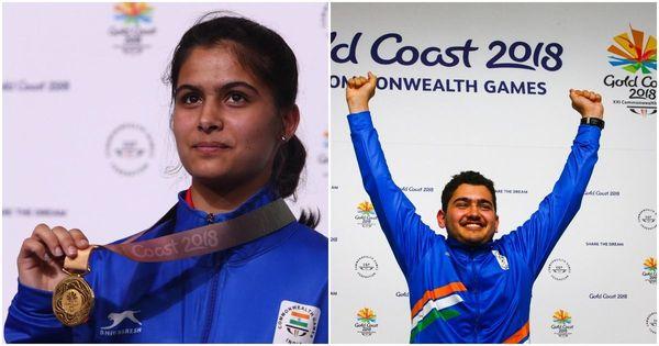 Golden run continues: Manu Bhaker and Anish Bhanwala strike gold in Shooting Hopes meet