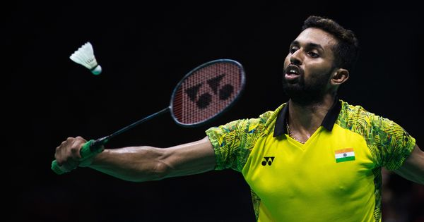 'Same old story': Badminton star HS Prannoy slams BAI after being ignored for Arjuna award