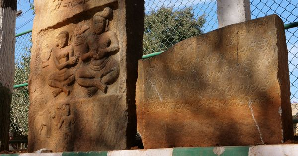A hunt for Bengaluru's forgotten inscription stones is tracing the history of Kannada and the city