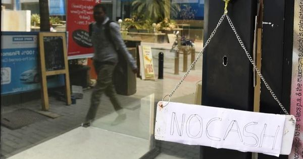 India's cash crunch: Six steps that led to the currency shortage 16 months after demonetisation