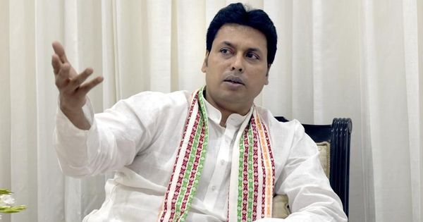 'Only hippos have hips': Twitter can't have enough of Tripura CM as users #SayItLikeBiplab
