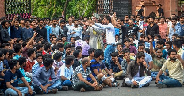 AMU clashes: Adityanath says Jinnah divided India and should not be celebrated
