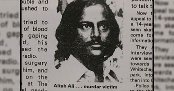 'We are here to stay': Altab Ali's murder 40 years ago mobilised East London's Bangladeshi community