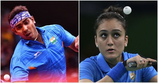 Table tennis: Sharath Kamal-Manika Batra stun top seeds to clinch mixed doubles Olympic quota