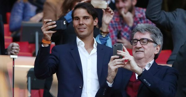 'There's too much hypocrisy': Nadal doesn't hold back as he defends wearing Atletico colours