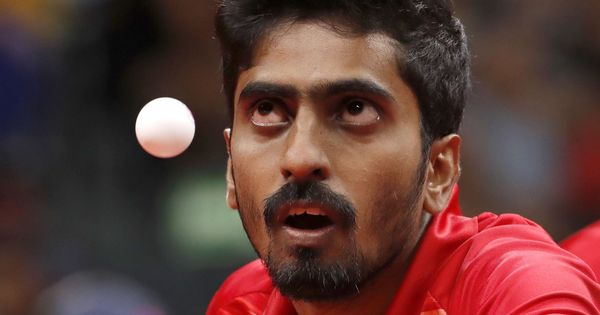 Table tennis: Sathiyan's run in Austrian Open ends in round of 16 defeat to China's Xu Xin