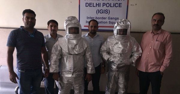 'Rice puller' scam: Two arrested for duping people on pretext of testing imaginary device for NASA