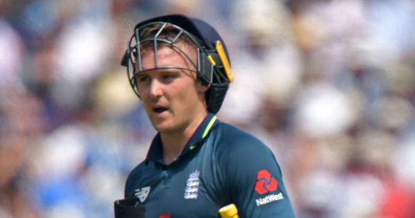 'I'm extremely embarrassed': England star Jason Roy sidelined due to 'freak' face injury