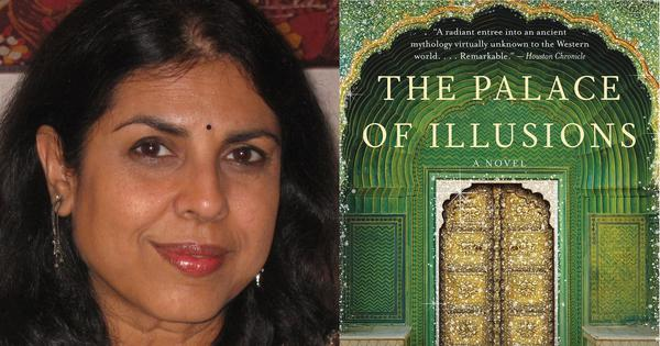 Film adaptation of Chitra Banerjee Divakaruni's novel on Drapaudi in the works