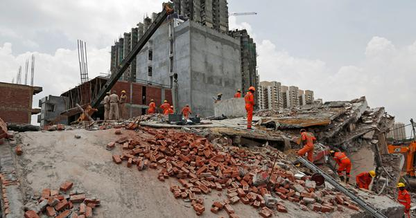 The big news: Greater Noida building collapse toll rises to nine, and nine other top stories