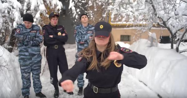 Watch: After World Cup pitch invasion, Pussy Riot releases song envisioning a world with 'good cops'