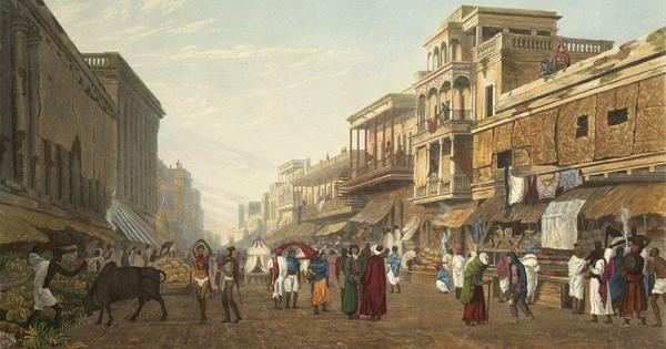 Calcutta's dark past: The city was a thriving market for slaves in mid-18th century