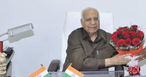 Chhattisgarh Governor Balram Das Tandon dies at 90
