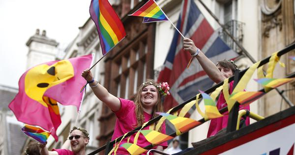 United Kingdom to ban 'gay conversion therapy' as part of LGBT equality plan