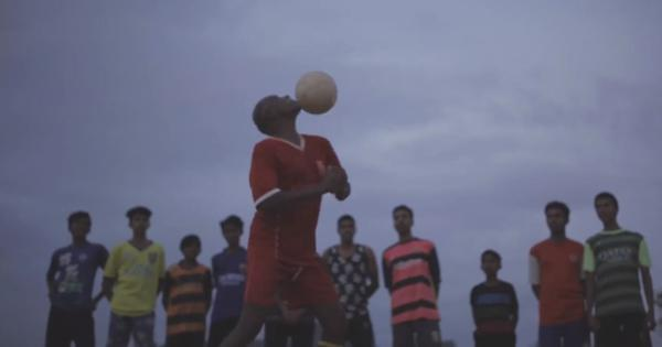 Football at 60: Age does not inhibit this Kerala truck driver from displaying his skills