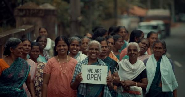 Watch: A luggage brand produces an advertisement that people cannot stop sharing (#KeralaIsOpen)