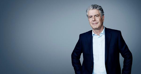 Anthony Bourdain documentary in the works: 'There was still a hunger to know more about him'