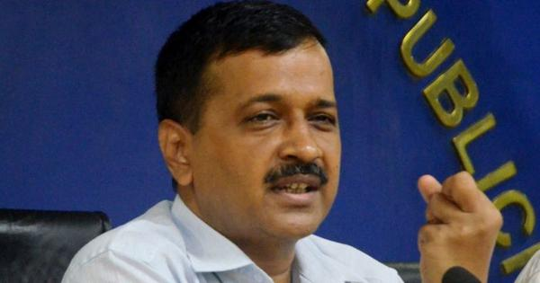 There is de facto President's rule in Delhi, alleges Chief Minister Arvind Kejriwal