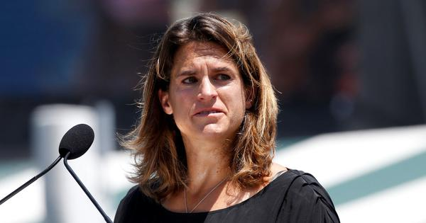 Amelie Mauresmo opts to coach Lucas Pouille, withdraws as French Davis Cup captain