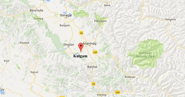 Jammu and Kashmir: Security forces kill three suspected militants in Kulgam