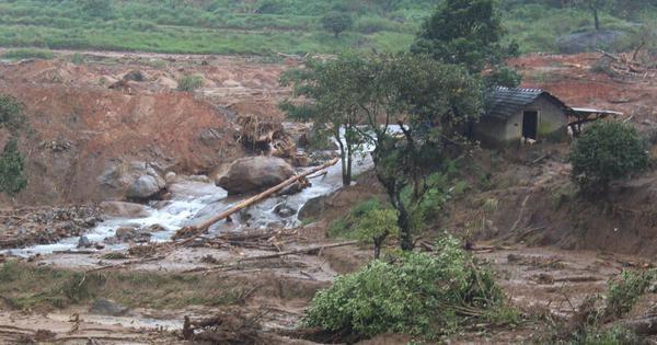 Karnataka: Heavy rainfall, landslides hit parts of Kodagu district