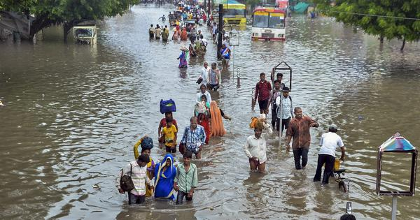 At least 868 people dead in rain-related incidents across seven states, says Centre