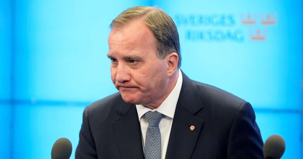 Swedish Prime Minister Stefan Lofven to step down after losing vote of no confidence