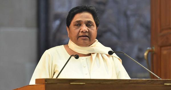 हम विपक्ष में बैठना पसंद करेंगे, लेकिन भाजपा का समर्थन लेकर सरकार नहीं बनाएंगे : मायावती