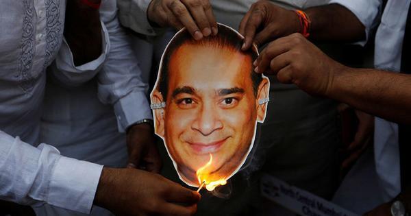 महाराष्ट्र : भगोड़े आर्थिक अपराधी नीरव मोदी का अवैध बंगला ढहाने का आदेश