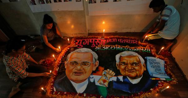 The big news: Country mourns Atal Bihari Vajpayee's death, and nine other top stories