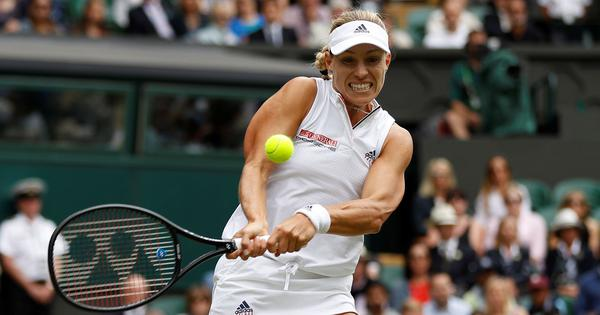 Tennis: Wimbledon champion Angelique Kerber parts ways with coach Wim Fissette