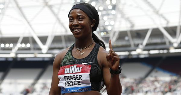 London Diamond League: Baker and Fraser-Pryce win 100m races, Coleman withdraws due to injury