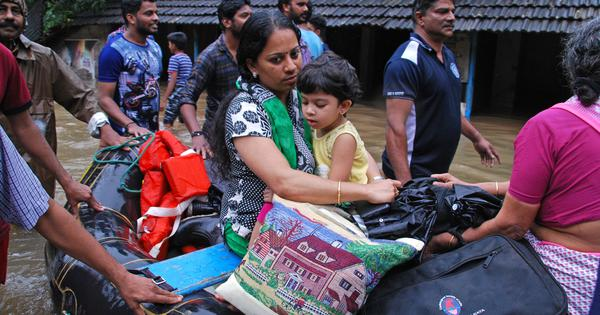 Kerala floods: No outbreak of any communicable disease so far, says health minister