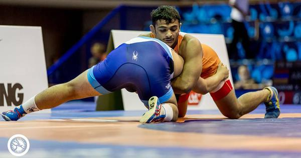 Wrestling: Deepak Punia wins silver at Junior Worlds, India end with 10 medals