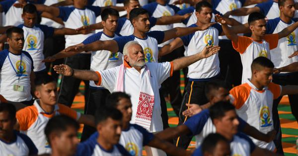 The big news: Narendra Modi leads fourth International Yoga Day in Dehradun, and 9 other top stories