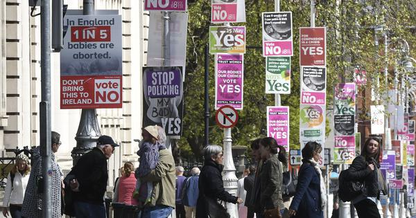 All you need to know about Ireland's referendum on legalising abortion