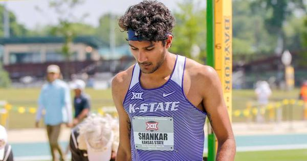 India's Tejaswin Shankar breaks 14-year old school record to win pentathlon title in USA