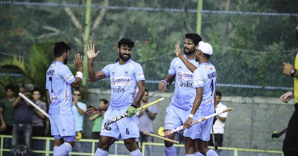 Hockey: Sreejesh & Co complete whitewash of New Zealand with a 4-0 win