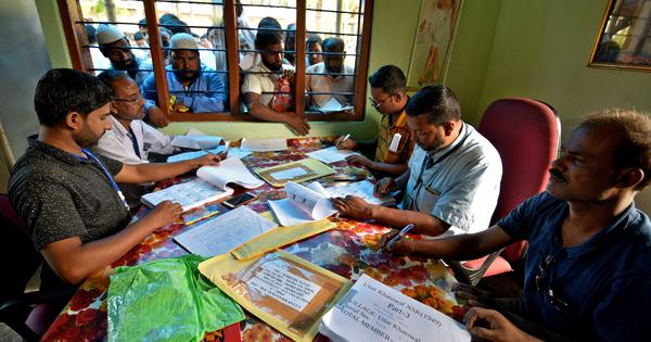 Assam: NRC standard operating procedure mandates all applicants to undergo biometric enrolment