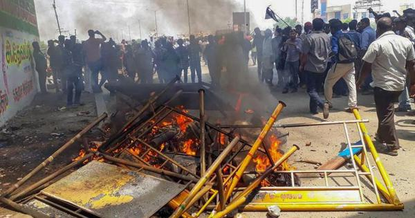 Tamil Nadu: Internet suspended in three districts after fresh anti-Sterlite protests in Thoothukudi