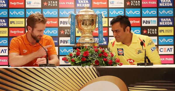 IPL final preview: Sunrisers aim to end winless run against Super Kings and clinch second title