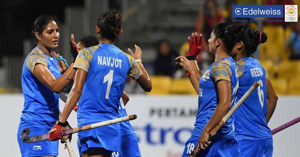 Asian Games hockey, as it happened: India hammer Kazakhstan 21-0 to top Pool B